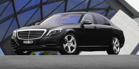 Mercedes-Benz S-Class Review : S500 L