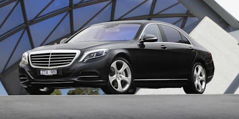 Mercedes-Benz S-Class Review : S500 L