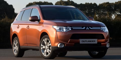 Mitsubishi Outlander: new-generation SUV revealed