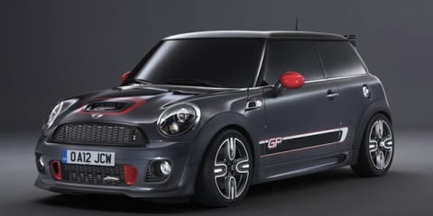 Mini John Cooper Works GP: the fastest Mini ever