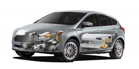 Ford Focus Electric first EV to hit 100MPGe (2.35L/100km)