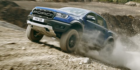 Ford Ranger Raptor campaign falls foul of advertising standards