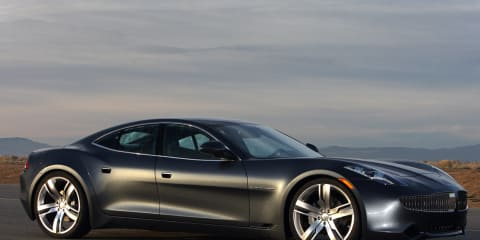 Fisker Karma economy figures announced ahead of Frankfurt