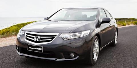 Honda Accord Euro future unclear