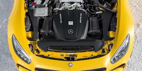 Mercedes-AMG 2.0-litre, 4.0-litre engines have potential for big power boosts