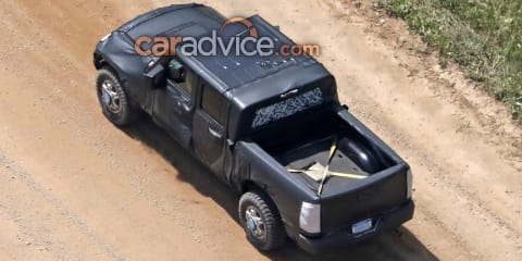 2019 Jeep Wrangler ute to feature Australian input and local testing
