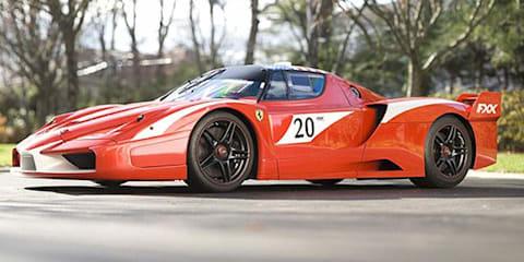 2006 Ferrari FXX Evoluzione leads $157M Scottsdale sales