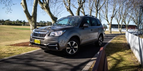 2017 Subaru Forester 2.5i-L review