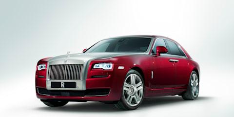 Rolls-Royce Ghost Series II launch brings $100K price cut