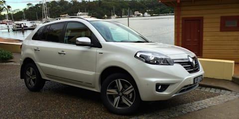 2014 Renault Koleos Review: Bose 2WD diesel