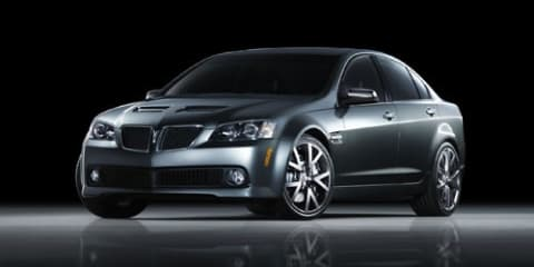 GM CEO still blunt over Pontiac G8