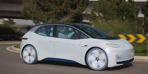 Volkswagen 'truly respects' EV pioneer Tesla