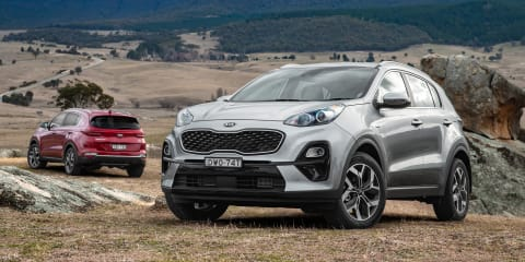 2019 Kia Sportage pricing and specs