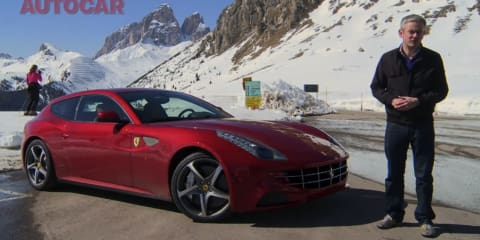 Video: Ferrari FF review by Autocar