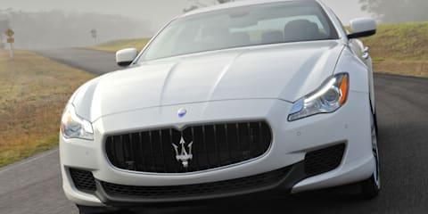 Maserati Quattroporte S Review