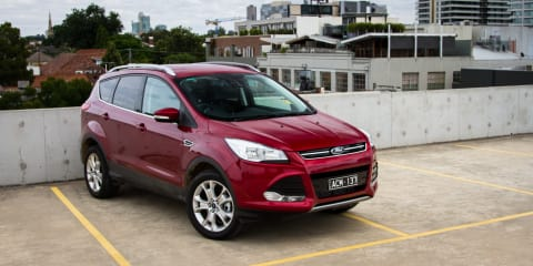 2012-14 Ford Kuga recalled for fire risk