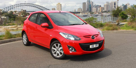 Mazda 2, 3, 6 recalled for seat fix