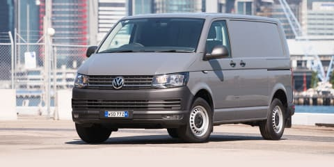 2016 Volkswagen Transporter Review