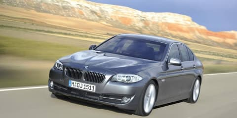 2011 BMW 5 Series announced