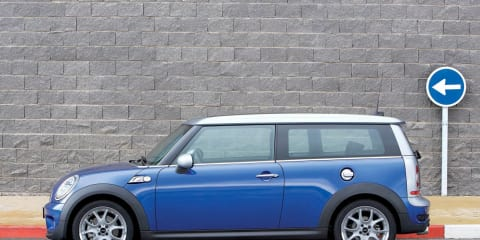 MINI Cargo panel van set for Geneva show debut
