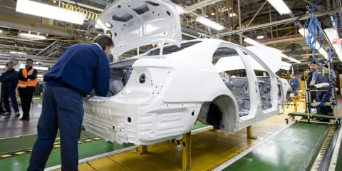 """Toyota says Holden departure places """"unprecedented pressure ... on ability to build cars"""""""