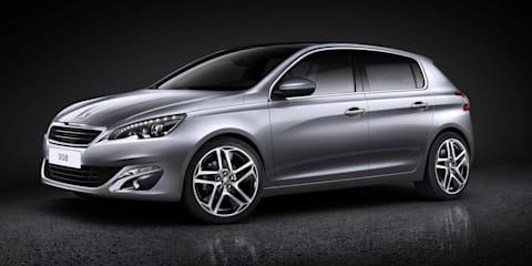 2014 Peugeot 308 revealed