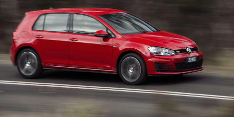 Volkswagen Golf GTI $41,490, Performance Pack $47,990