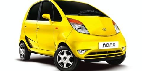 Tata Nano production peters out with little fanfare