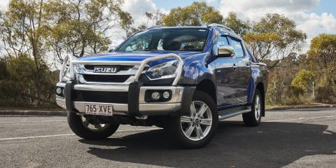 Reader Review: Isuzu D-Max LS-T