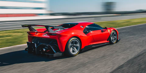 2019 Ferrari P80/C: 'Most extreme' one-off revealed