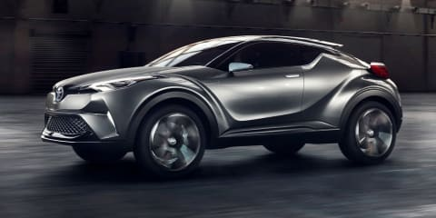 Toyota C-HR production small SUV vital for the brand