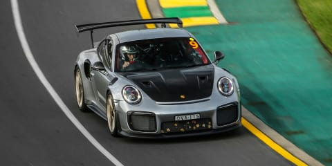 2018 Porsche GT2 RS track review