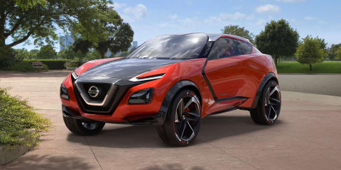 Nissan Gripz:: 240Z rally-inspired concept unveiled