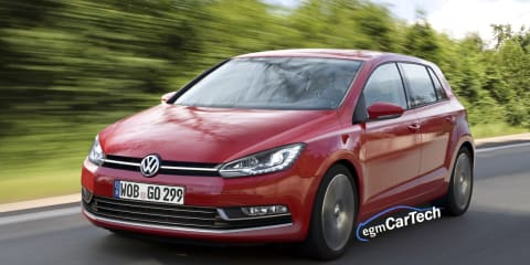 2013 Volkswagen Golf arriving late next year: report