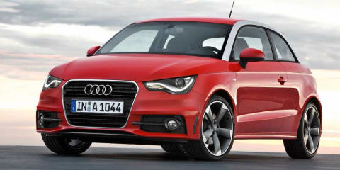 Audi A1 international sales could be slow due to high price