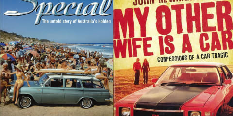 John Wright's 'Special' and 'My Other Wife is a Car' book giveaway