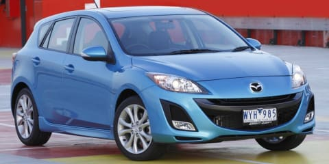 Mazda recalls 514,000 Mazda3 and Mazda5 models