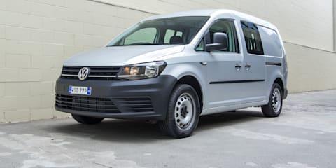 2016 Volkswagen Caddy Maxi Crewvan TSI220 Review