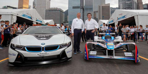 BMW confirms entry into 2018/19 Formula E championship