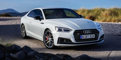 2017 Audi S5 Coupe pricing and specs: Quicker coupe gets sharper starting point