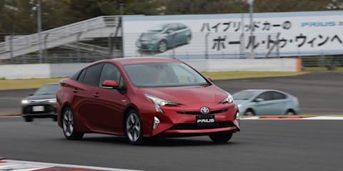 2016 Toyota New Cars