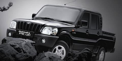 Mahindra takes over Tata as India's biggest car maker