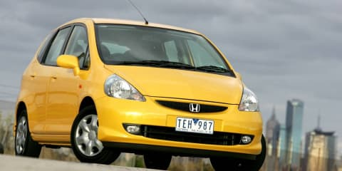 2005-2007 Honda Jazz recalled in Australia: 26,496 cars affected