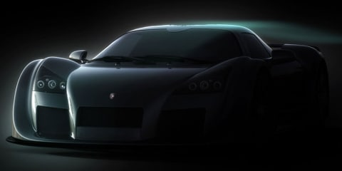 Gumpert Apollo Speed - 2009 Geneva Motorshow