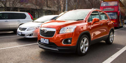 2015 Holden Trax LTZ Review : Long-term report three