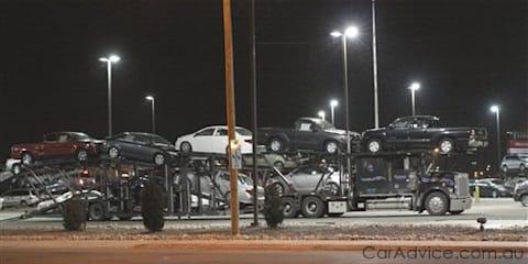 US car dealer steals 81 cars