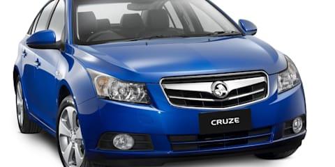 2009 Holden Cruze scores ANCAP five-star