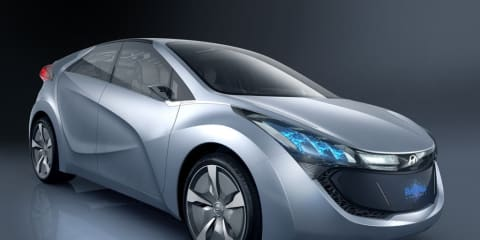 Hyundai Blue-Will concept to make US debut at Detroit Motor Show