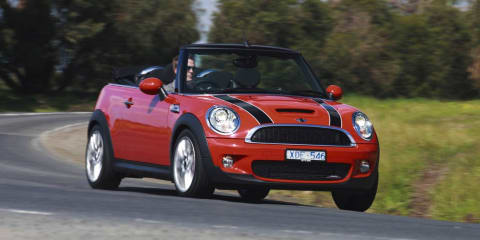 2010 MINI John Cooper Works Cabrio arrives