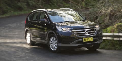 2014 Honda CR-V Review